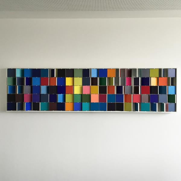 Unternehmenskunst, Klaus Fliege